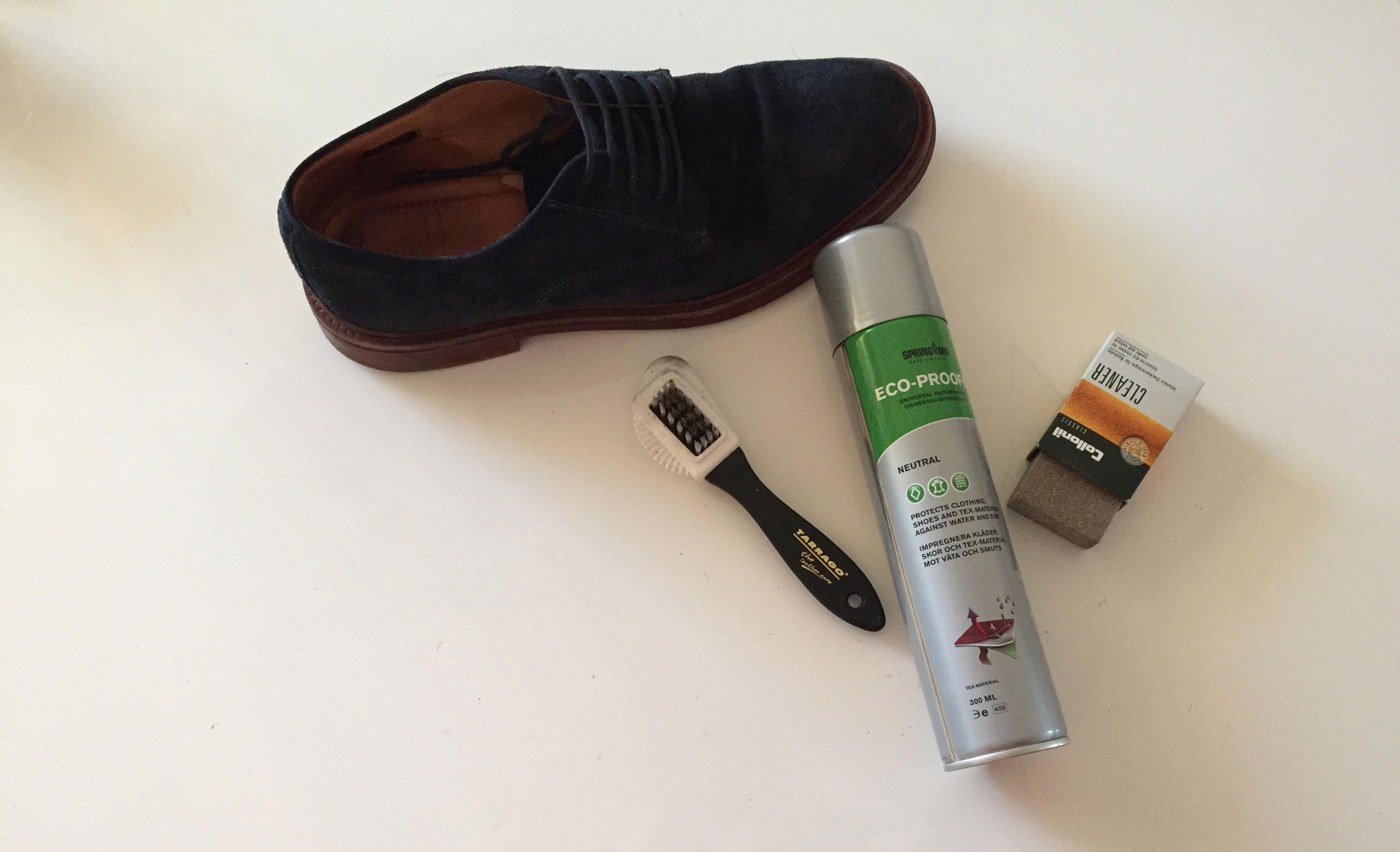 Rengöring & Impregnering av skor