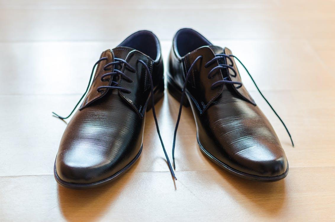 Vad använder jag för skor?